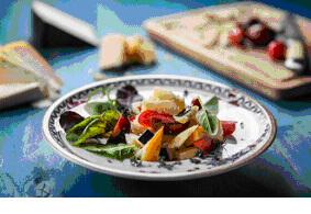 Blisspoint recipes Salata
