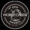 WORLD CHEESE AWARDS Silver